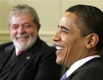 Obama-Lula