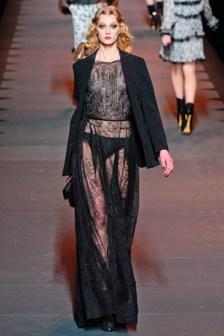 moda dior fw 2011