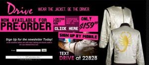 preorder Scorpion Jacket Drive
