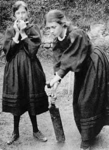 Le sorelle Virginia e Vanessa