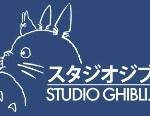 Il logo dello Studio Ghibli con Totoro