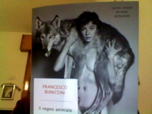 """La copertina de """"Il regno animale"""""""
