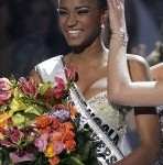 Leila Lopes Miss Universo