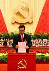 Se ho capito bene come funziona la Cina il compagno Hu-Jintao non distribuisce le ricchezze al popolo