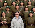 Il defunto presidente nordcoreano Kim Jong Il