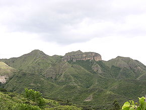 Vilcabamba: la montagna dell'Inca dormiente