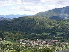 La vallata di Vilcabamba