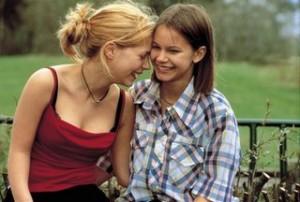 Le bellissime quattordicenni protagoniste di Fucking Åmål