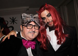 MARC AND ALBER halloween 2010