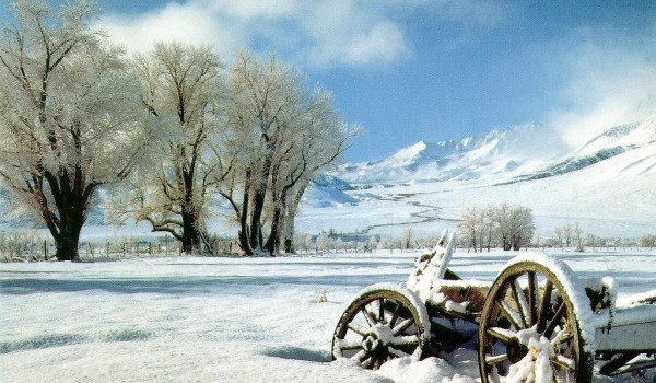 la nevicata del 1709