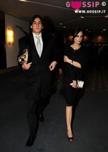 Michela Quattrociocche e Alberto Aquilani