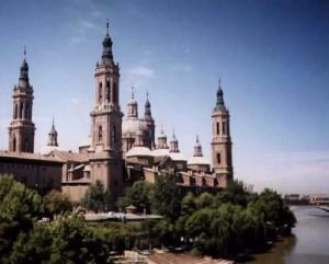 Santuario del Pilar a Saragozza