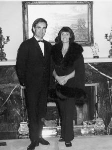 Cormac-McCarthy e Annie DeLisle, seconda moglie 1967/1981
