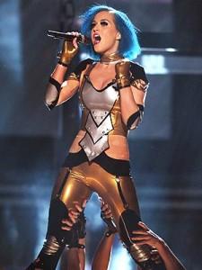 Katy Perry ai Grammy 2012
