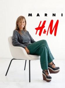 Consuleo Castiglioni collezione Marni per H&M