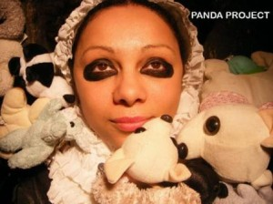 The wonderful artist dee trice from Panda project