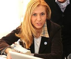 Michaela Biancofiore, dirigente politica del Pdl, è una delle più agguerrite sostenitrici del berlusconismo.
