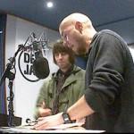 Nikki and Noel Gallagher