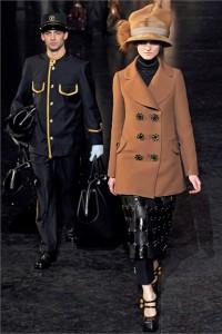Vuitton per l'inverno 2012 2013