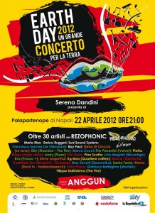 Concerto per la Terra - Earth Day Italia