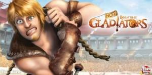 dal creatore di winx e gormiti: i gladiatori di roma