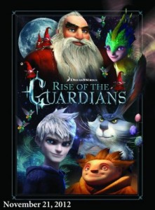Rise of the guardians - Le 5 leggende