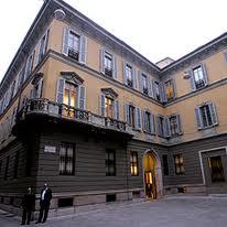 Piazzetta Cuccia, storica sede milanese di Mediobanca