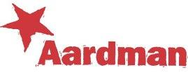 il logo della Aardman
