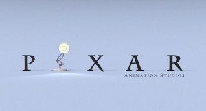 Il logo della Pixar animation studio