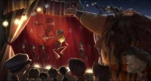 Il Pinocchio dark di Guillermo del Toro