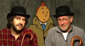 Peter jackson e Steven Spielberg si scambiano i ruoli per il prossimo Tin Tin