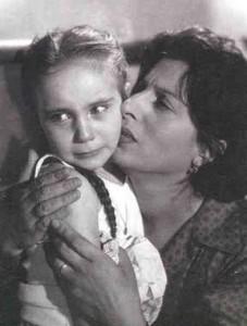Anna Magnani in Bellissima di Luchino Visconti