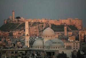 Aleppo è una delle città più antiche del mondo