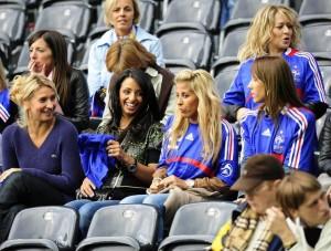 Le Wags (mogli e fidanzate) dei calciatori francesi