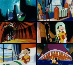 Enzo d'Alò - Pinocchio