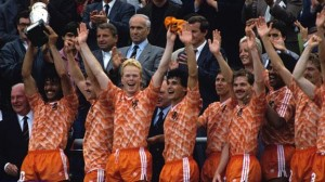 Olanda campione d'Europa 1988