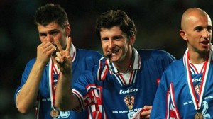 croatia terza ai mondiali 1998