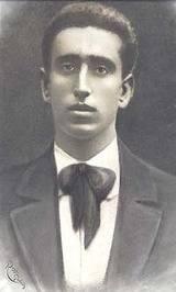 Il filosofo e poeta Carlo Michelstaedter. Si tolse la vita all'età di ventitrè anni.