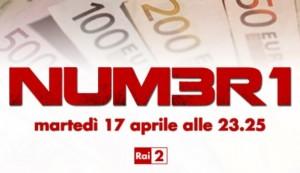 rai2 num3r1: il martedì alle 23e25