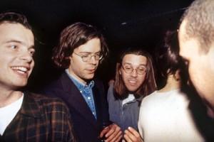 Giovani autori: Franzen con l'amico David Foster Wallace