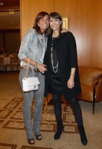 Cristina e Benedetta Parodi più Chanel che mai
