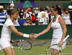 niente bracciale a Wimbledon