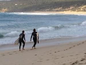 Surfin' in Perth
