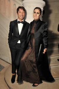Maria Grazia Chiuri e Pier Paolo Piccioli
