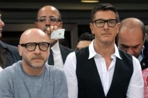 Domenico Stefano e Domenico Gabbana