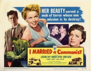 I married a Communist movie