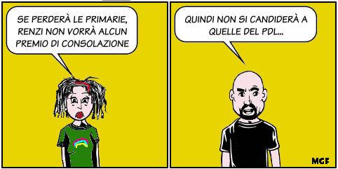 Vignette: Primarie Centro Sinistra 2