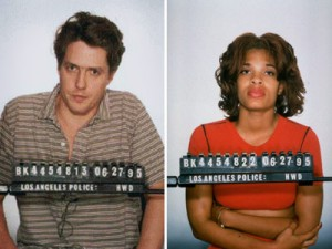 Hugh Grant e Divine Brown