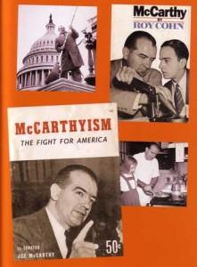 Il senatore Mccarthy