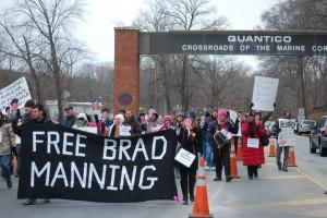 Free Brad manning